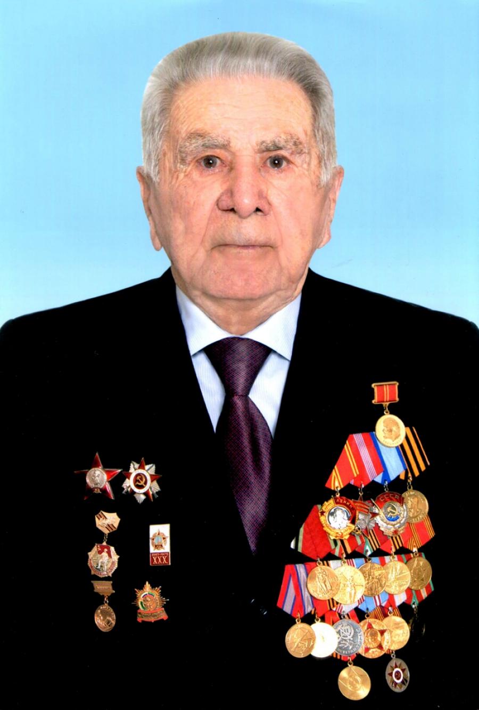 Ушел из жизни ветеран ВОВ Идрис Идрисов