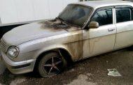 В Махачкале неизвестные подожгли машину «Мемориала»