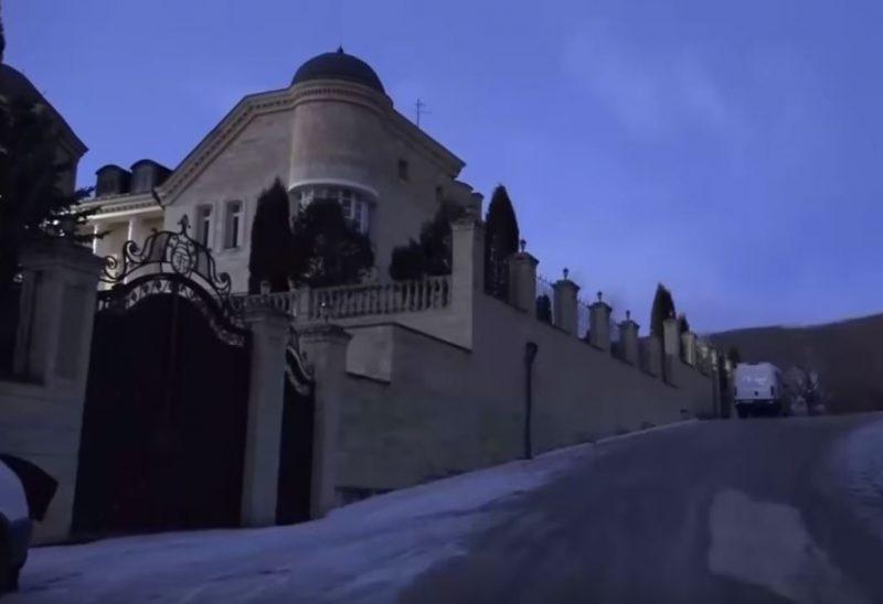 Обнародовано видео обыска в доме Абдусамада Гамидова в Мекеги