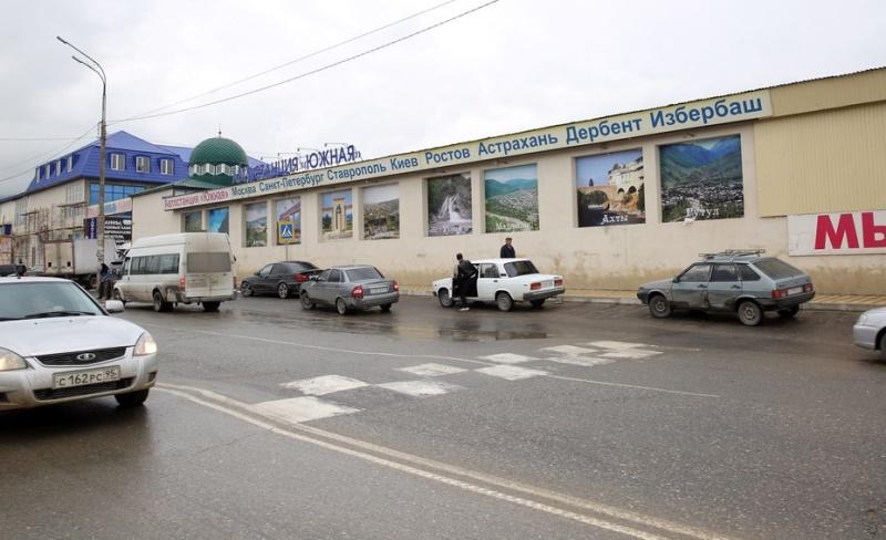 Автостанции Дагестана не соответствуют требованиям безопасности
