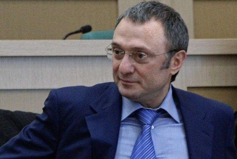 Сулейман Керимов вновь приехал в Россию