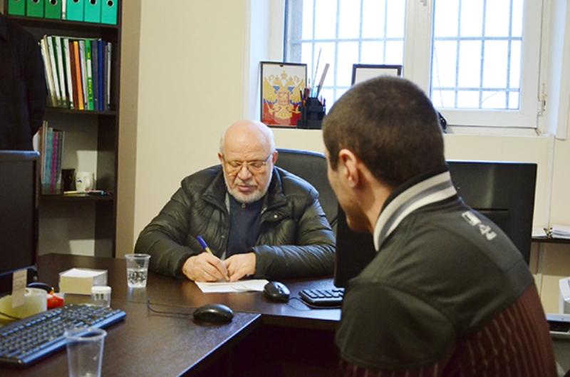 Михаил Федотов посетил дагестанские СИЗО