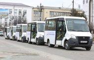 Махачкала получила 30 новых микроавтобусов