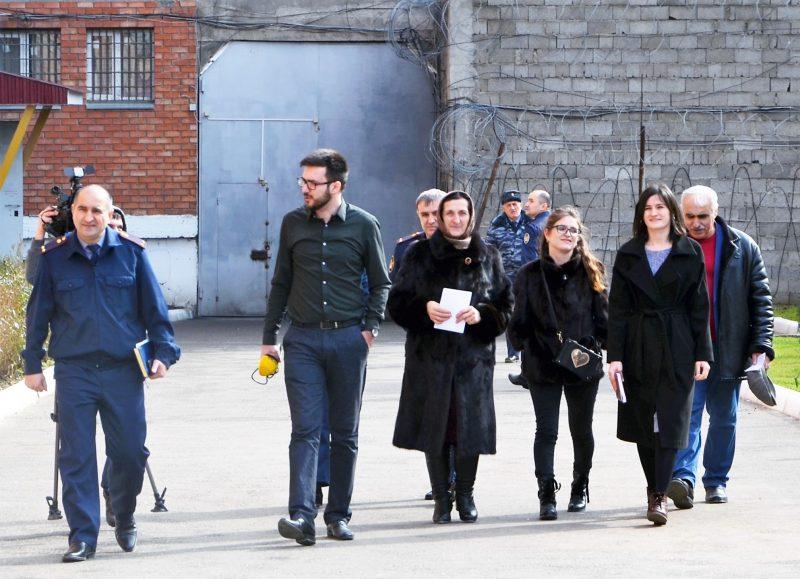Руководство УФСИН провело пресс-тур в СИЗО-1