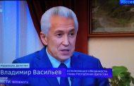 Владимир Васильев: председателем Верховного суда Дагестана будет