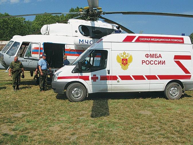 Раненную у храма в Кизляре женщину отправят на лечение в Москву