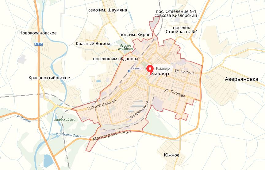 В Кизляре усилены меры безопасности после нападения на прихожан храма