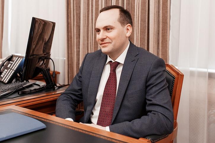 Артем Здунов встретился с Одесом Байсултановым в Москве