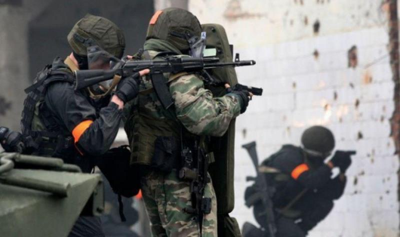 В  Цумадинском районе введен режим КТО