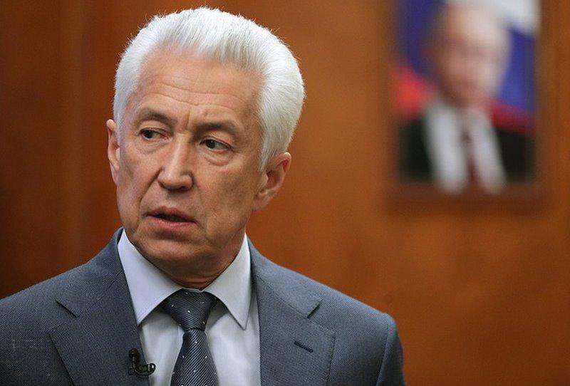 Владимир Васильев поблагодарил «коллегу Абдулатипова» за борьбу с коррупцией