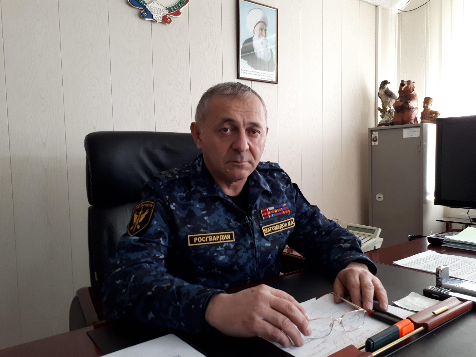 Со щитом или на щите. Дагестанскому СОБРу «Ястреб» - 25 лет