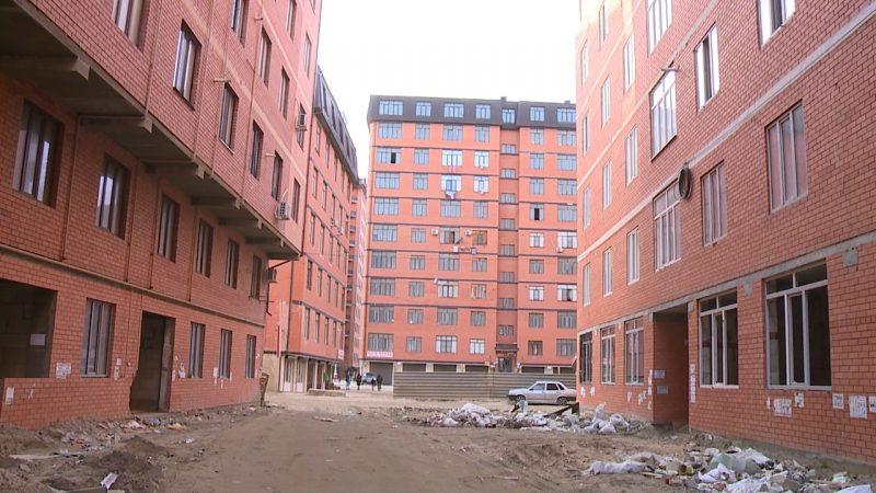 В Махачкале планируют снести более 200 многоквартирных домов