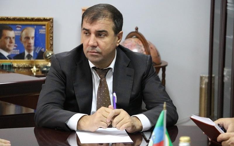 Избрана мера пресечения в отношении главы Дербентского района
