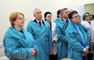 Вероника Скворцова прибыла в Дагестан