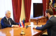 Владимир Васильев встретился с руководителем ФАДН