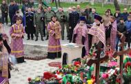 В Кизляре отслужили панихиду на 40-й день после убийства прихожан храма