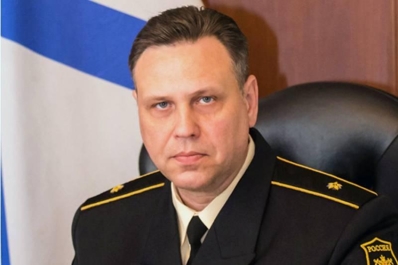 Командующий Каспийской флотилией рассказал о ходе ее передислокации