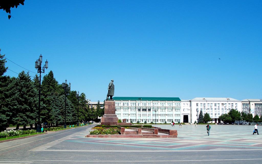 Центральная площадь Махачкалы будет реконструирована