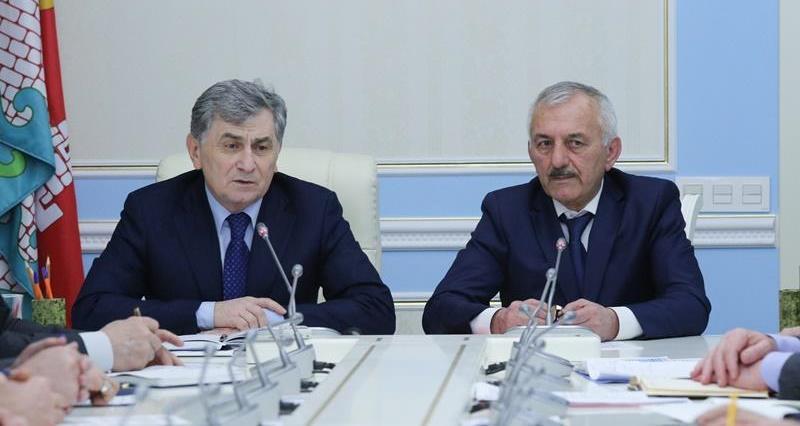 Вице-премьер Гасан Идрисов будет курировать Махачкалу