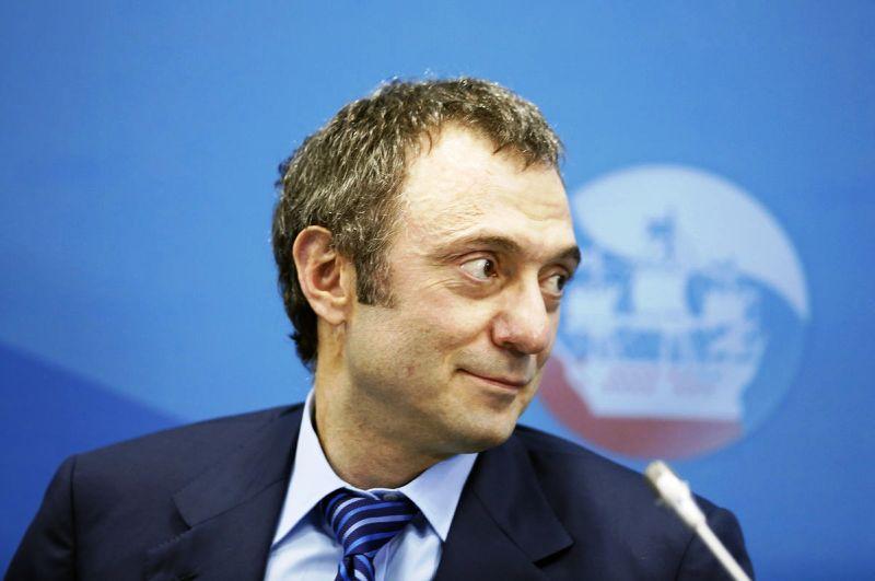 Сулейман Керимов стал самым богатым членом Совета Федерации