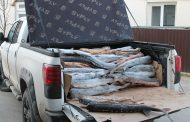 Пограничники задержали с поличным четырех браконьеров