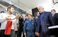 Работа над ошибками. Глава Дагестана лично проверил торговые центры