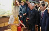 Владимир Васильев проверил ТРЦ «Этажи» и «Сити»