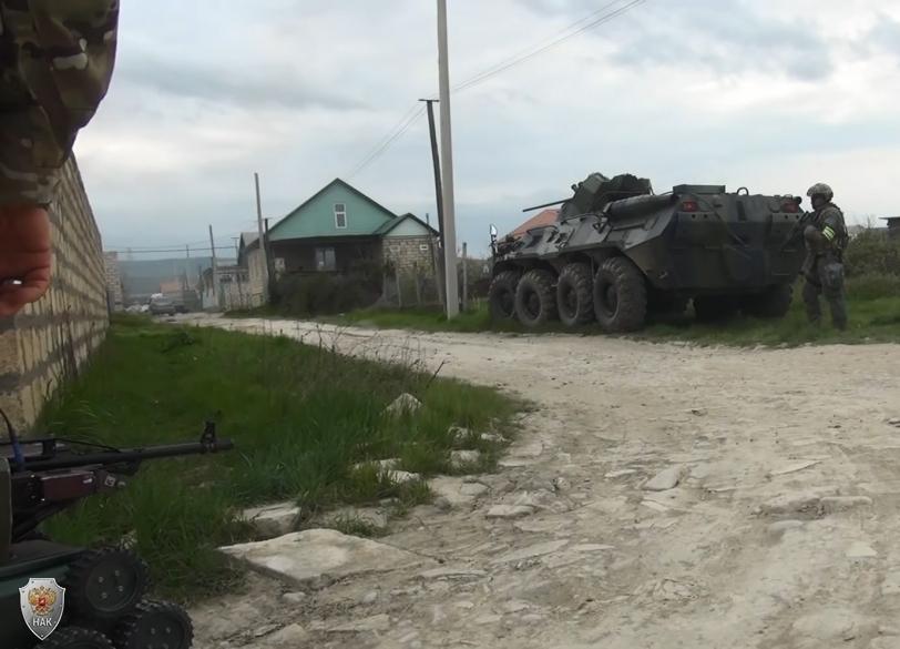 НАК уточнил количество убитых в Дербенте боевиков
