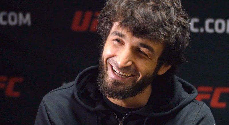 Бой Забита Магомедшарипова включен в основной кард UFC 223