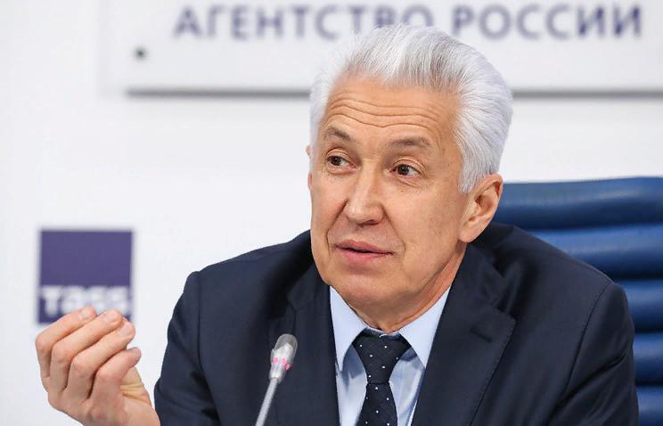 Васильев: Прирост налогов будет приоритетным требованием для муниципалитетов