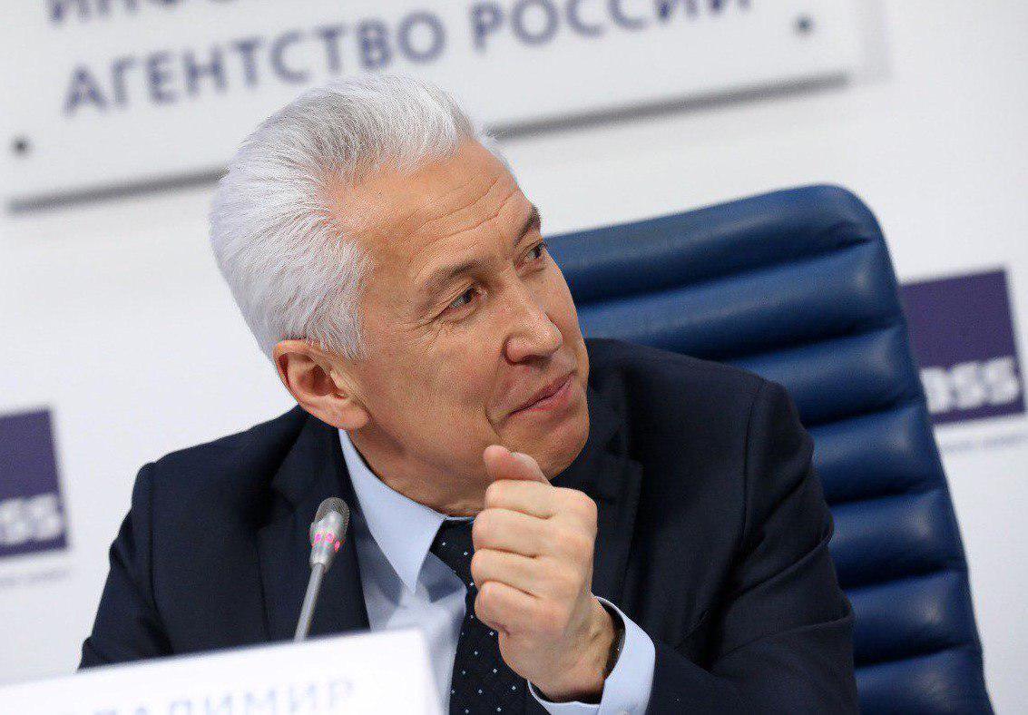 Владимир Васильев: Братьев Магомедовых лично не знаю
