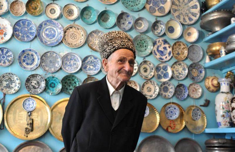 Ушел из жизни кубачинский златокузнец Гаджиомар Изабакаров
