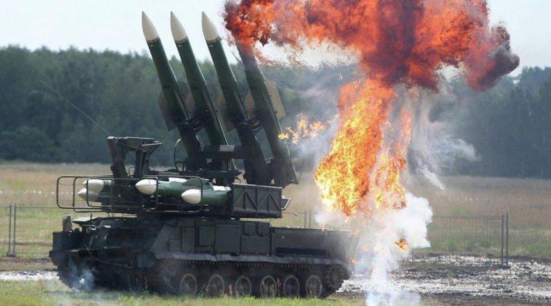 В Дагестане прошли учения сил ПВО