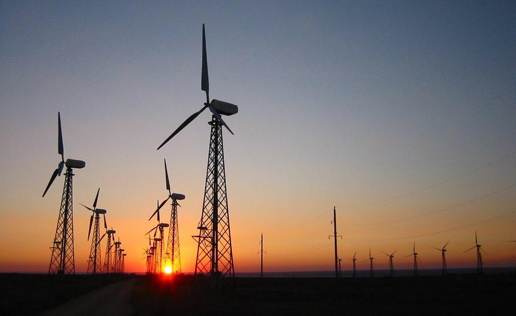 Ветроэлектростанция появится в Южно-Сухокумске