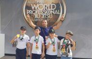 Четверо дагестанцев победили на чемпионате мира по джиу-джитсу