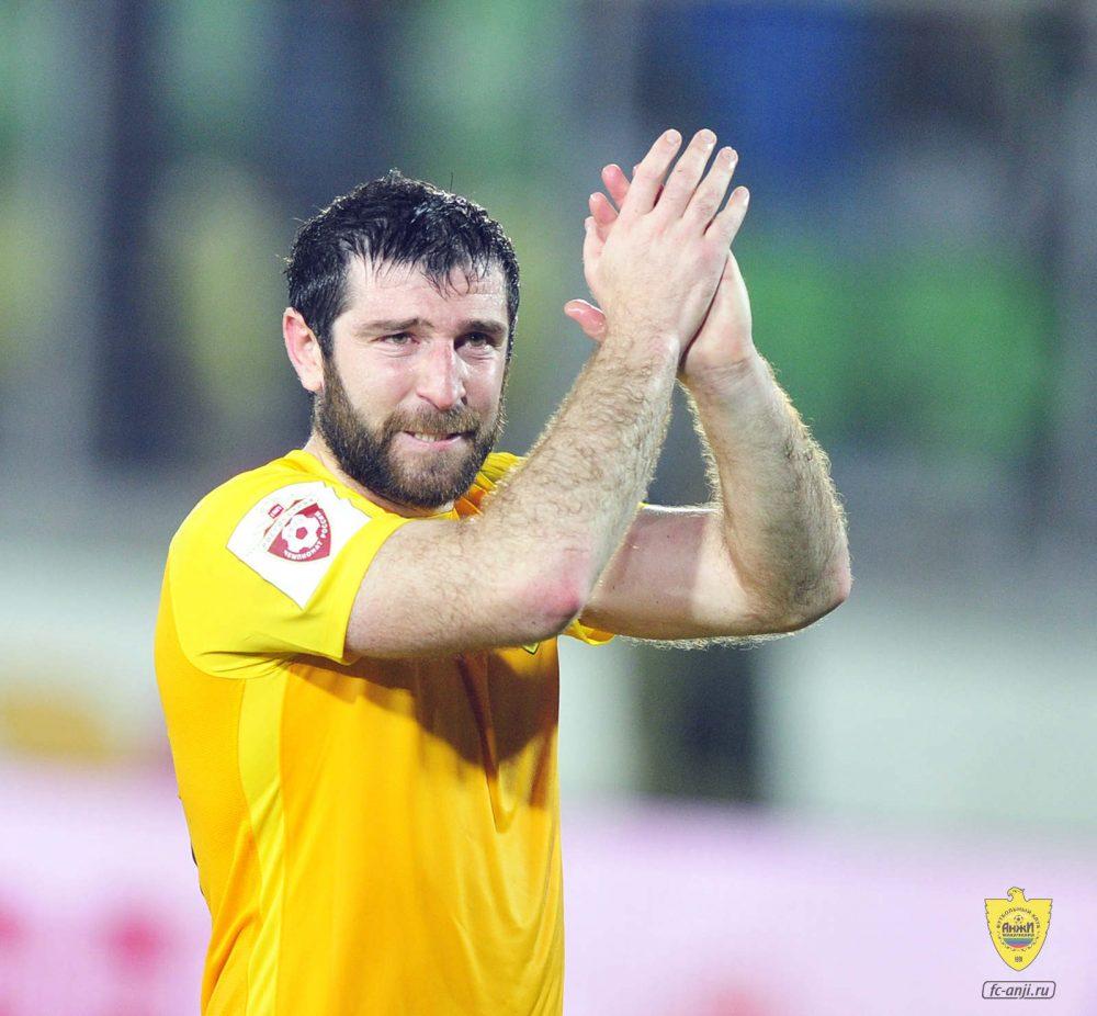 «Анжи» может остаться в премьер-лиге вместо «Амкара»