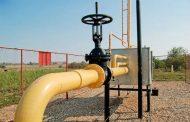 В селе Цветковка отключен газ после наезда машины на газопровод