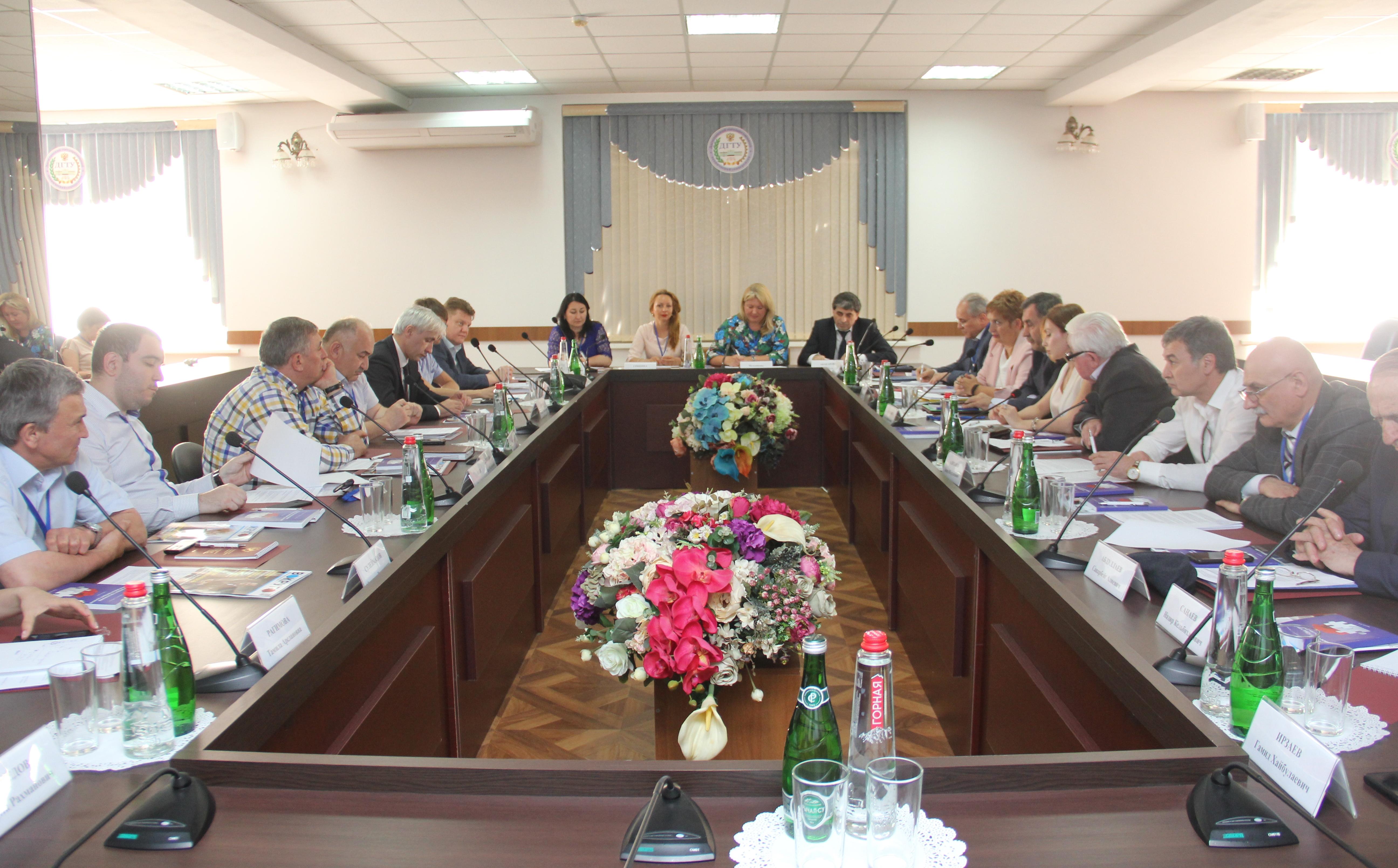 В ДГТУ обсудили перспективы подготовки кадров для сферы ЖКХ