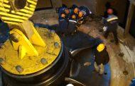 На Миатлинской ГЭС обновлен второй гидроагрегат