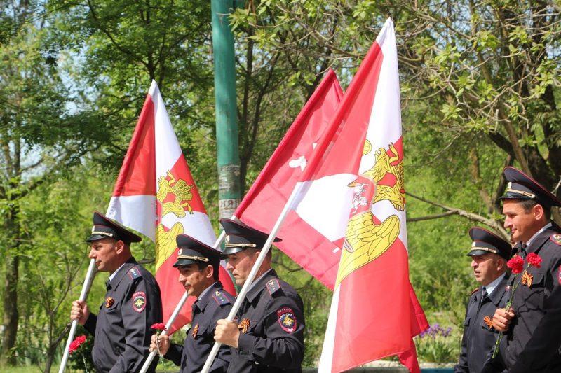 В Дагестане прошел автопробег, посвященный Дню Победы