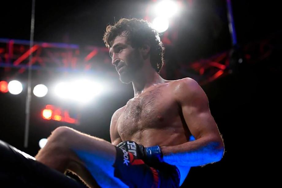 15 сентября в России состоится первый турнир UFC