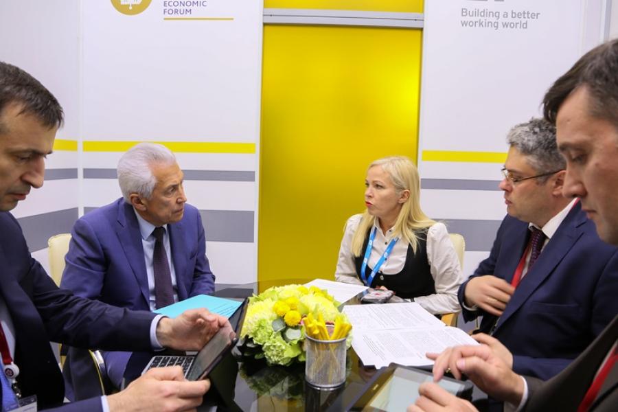 Фонд развития моногородов окажет дополнительную поддержку Каспийску