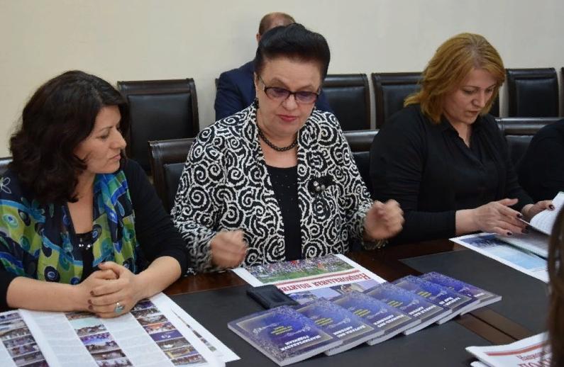 В Махачкале прошла презентация антологий на языках народов Дагестана
