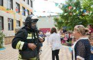 Пожарно-тактическое учение проведено в детском саду «Лучик»