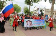 В Махачкале отпраздновали День защиты детей