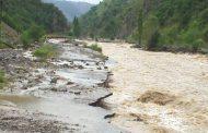 В Агульском районе произошел сход селевого потока