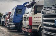 В Махачкале усилен контроль за передвижением грузовиков