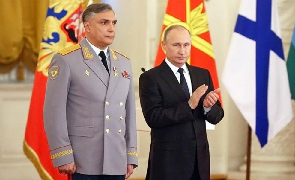 Александр Матовников назначен полпредом президента России в СКФО