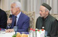 Владимир Васильев принял участие в ужине-ифтаре в муфтияте