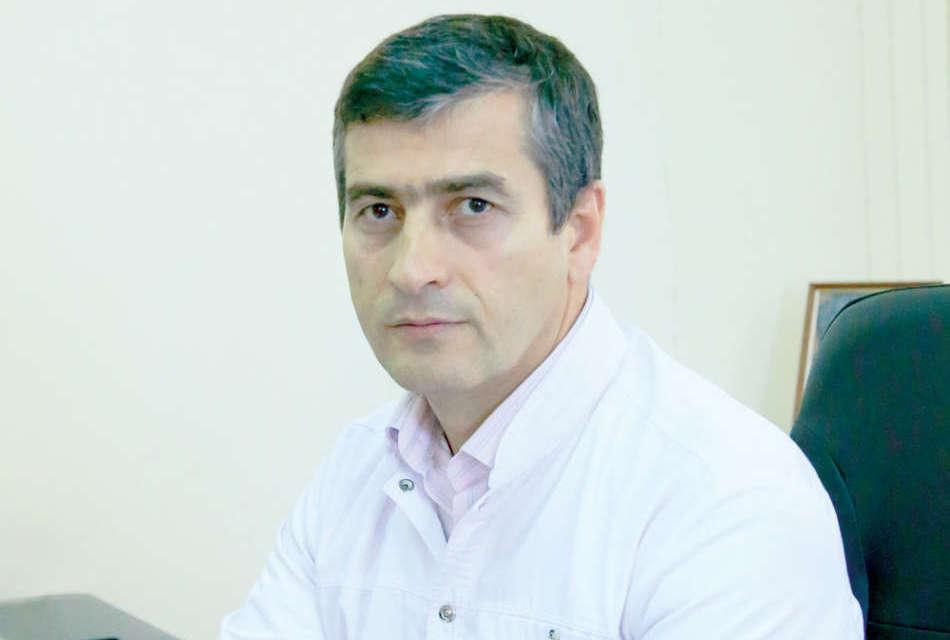 Назначен новый руководитель городской клинической больницы Махачкалы № 1